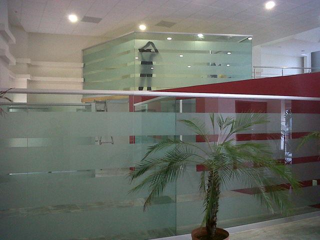 Muros divisorios para oficinas aluminio roga for Tabiques divisorios para oficinas