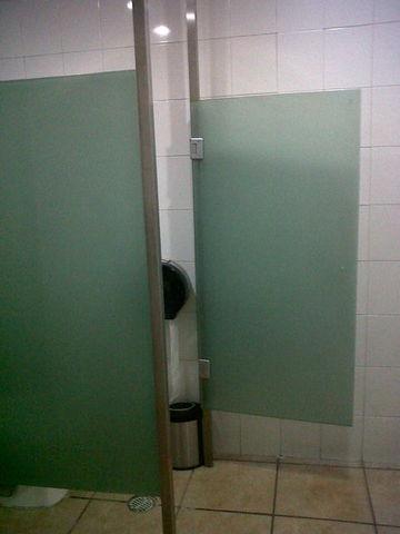 Puertas y mamparas para ba o en cristal templado - Mamparas de cristal para banos ...