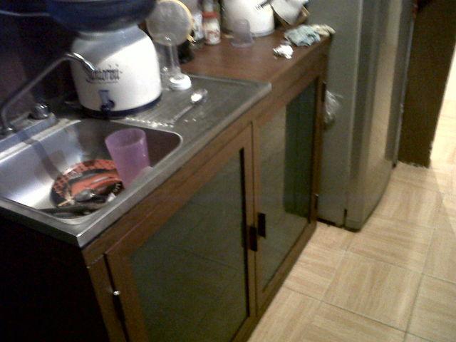 Muebles de cocina aluminio roga for Muebles de cocina de aluminio