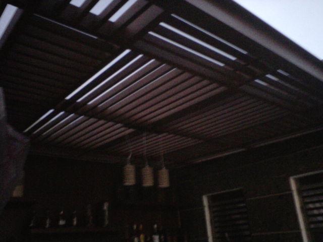Pergolas de aluminio imitacion madera aluminio roga Pergolas imitacion madera